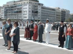 Εκδηλώσεις Μνήμης της ΟΠΣΕ στο Σύνταγμα