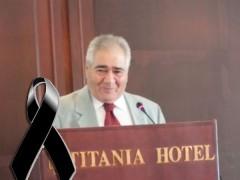 Ανακοίνωση της ΟΠΣΕ για την εκδημία του Σπύρου Ισόπουλου