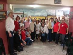 Συνάντηση της ΟΠΣΕ στην Θεσσαλονίκη με τα Μικρασιατικά Σωματεία Βορείου Ελλάδος