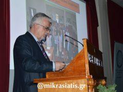 Η ομιλία του Προέδρου της ΟΠΣΕ στην κοπή της βασιλόπιτας