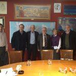 Συνάντηση της ΟΠΣΕ με τον δήμαρχο Θεσσαλονίκης