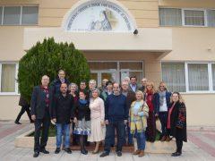 Η ΟΠΣΕ κοντά στα Σωματεία Μέλη της σε Μακεδονία- Θράκη