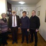 Συνάντηση της ΟΠΣΕ με τον βουλευτή Παναγιώτη Κουρουμπλή
