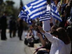 Συμμετοχή της ΟΠΣΕ στην Παρέλαση της 25ης Μαρτίου στη Θεσσαλονίκη