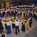 Με τη συμμετοχή δεκάδων χορευτών η πρώτη μεγάλη εκδήλωση της ΟΠΣΕ στην Αθήνα
