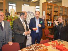 Με επιτυχία και η κοπή βασιλόπιτας της ΟΠΣΕ στην Αθήνα