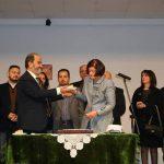 Κατάμεστη αίθουσα και ζεστή ατμόσφαιρα στην κοπή Βασιλόπιτας της ΟΠΣΕ στην Εδεσσα