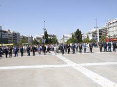 Τιμήθηκε από την ΟΠΣΕ στην Αθήνα η Ημέρα Μνήμης της Γενοκτονίας του Μικρασιατικού Ελληνισμού