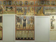 Ο σπουδαίος Αϊβαλιώτης ζωγράφος Φώτης Κόντογλου,  στην Εθνική Πινακοθήκη