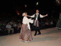 Μουσικοχορευτική παράσταση ΟΠΣΕ στην Καισαριανή